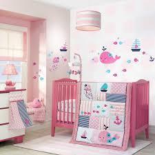 nautical baby girls pink patchwork
