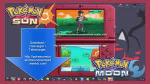 Pokémon Sun and Pokémon Moon Download Android Emulator 3DS PC on Vimeo