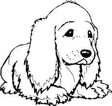 Kleurplaten Dieren Puppies Brekelmansadviesgroep