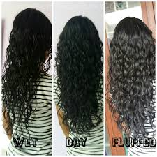 Dry Curls Hair Style my curly hair styling routine curlacious 4135 by wearticles.com