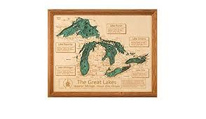 Amazon Com Crooked Lake With Cavanaugh Mill And Cedar