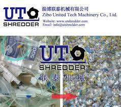 Medical Chart Shredding High Quality Automatic Waste Medical Shredder Waste Medical