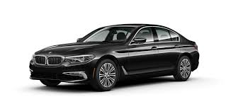 bmw 5 series car