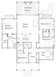 2 beach house floor plans fascinating beach house plans simple design home photo concept