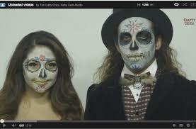 10 sugar skull face paint tutorials