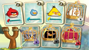 Angry Birds 2 #1 - UNLOCKED Blue & Chuck Bird - YouTube