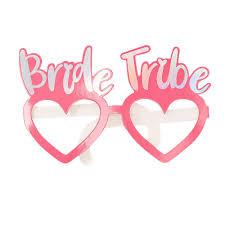 <b>Бумажные очки для</b> девичника Bride Tribe - Команда невесты ...
