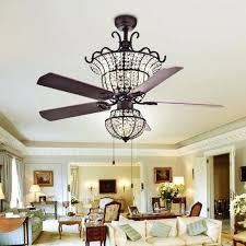 crystal chandelier fan crystal chandelier ceiling fan combo