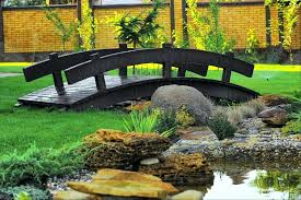 japanese garden bridge diy black zen garden bridge home style interior design app