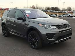 land rover discovery 2018. 2018 land rover discovery sport hse clarksville md