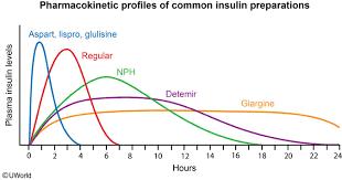 Insulin Chart The Nursing Era