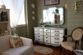 Painted French Provincial Bedroom Furniture Creating French Provincial Romance With Fusion Paint