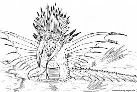 We hope your child enjoys coloring these free printable how to train your dragon. Dragos Bewilderbeast Dragon Coloring Pages Printable