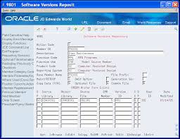 Access Software Access Program Generator Specifications