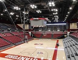 Stanford Basketball Seating Chart Maples Pavilion Section 8 Seat Views Seatgeek