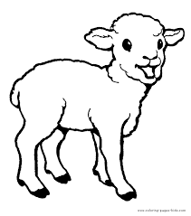 Small Picture Sheep Coloring Page 176 Bestofcoloringcom