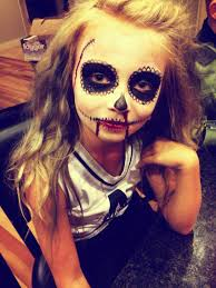 this make up for halloween is amazing and you will love how easy it is