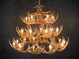 chandeliers real antler chandelier white photo chandeliers for deer australia