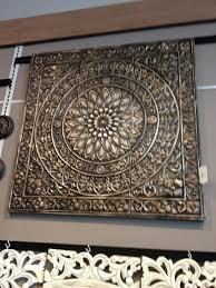 wood medallion wall decor stunning