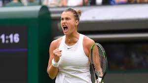 Wimbledon 2021 Day 1: Aryna Sabalenka ...
