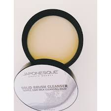 japonesque brush cleaner. reliable baby shampoo \u0026 japonesque solid brush cleanser. cleaner a