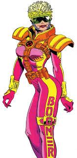 Meltdown - Marvel Comics -X-Force-Tabitha Boom-Boom Smith - Writeups.org