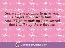 Love Quotes Com Classy 48 Sweet Love Quotes For Him From The Heart ComfortingQuotes