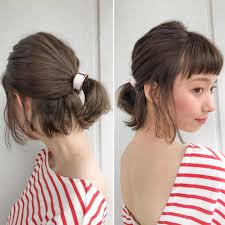 簡単にできるものばかり時短アレンジで作る可愛い髪型に夢中hair