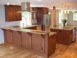 Renovated Kitchen Serene Environments Construction Inc Hayett Kitchen Renovation