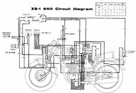 wiring diagrams 1970 xs1 page 1