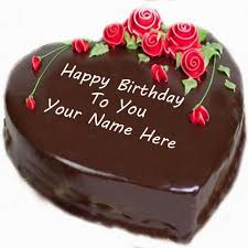 Name Birthday Cakes