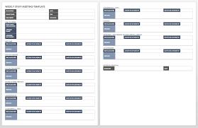 Free Task And Checklist Templates Smartsheet