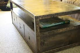 ... Ana Does When It Comes To Furniture Building, I Studied Her Plans Until  I Came Up With A Design Of My Own, And I Knocked Off This Coffee Table: