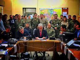 Estamos en Guerra»: Piñera en busca del enemigo interno – ANRed