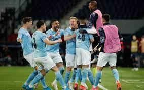 Riyad Mahrez drives a stake through PSG's heart on Manchester City's  greatest Champions League night