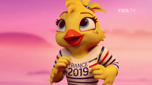 REVEALED: Official Mascot for FIFA <b>Women's</b> World Cup France 2019