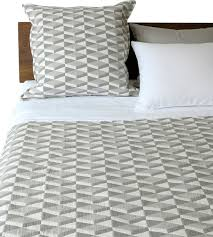 Area Inc. - Area Inc. Kline Twin Coverlet & Reviews | Houzz & Area Inc. Kline Twin Coverlet, Gray, Twin modern-quilts-and- Adamdwight.com