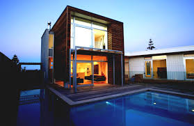 famous architectural houses. Architecture Homes Modern House Famous Houses 163 Waimarama 1 West Elev Architectural R