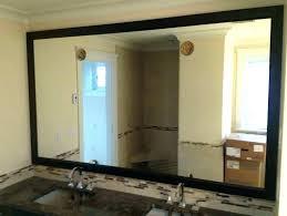 oversized floor mirror wall mirrors large wood framed medium square bathroom 80 inch