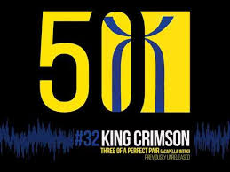 <b>King Crimson</b> - <b>Three</b> Of A Perfect Pair (Acapella Intro) [50th ...