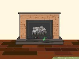 gas fireplace pilot light out image titled light a gas fireplace step gas fireplace pilot light