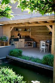 Best 25+ Covered outdoor kitchens ideas on Pinterest | Outdoor ...