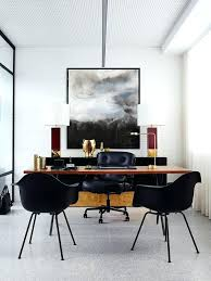 contemporary office decor. Contemporary Office Decor For Those Who Love Swoon Worthy Interiors With A Modern Glam More