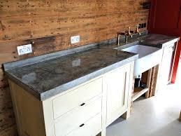 polished concrete countertop concrete colors admirable concrete polished concrete white cabinets of colors cement materials