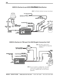 msd pro billet distributor wiring diagram motherwill com MSD 7Al Wiring-Diagram msd pro billet distributor wiring diagram hei chevy 11