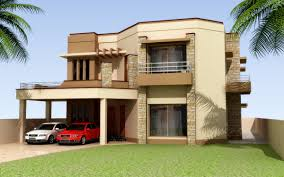 Home Outside Design In Pakistan House Plans And Ideas - Interior and exterior design of house