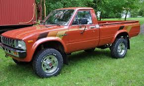 Preserved SR5: 1983 Toyota Pickup