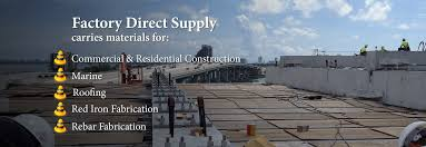 <b>Factory Direct Supply</b> :: Building Material Distributor