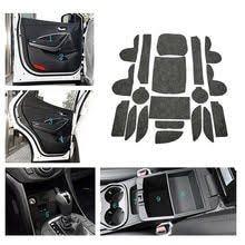 <b>lsrtw2017 fiber leather car</b> interior floor mat for mercedes benz smart ...