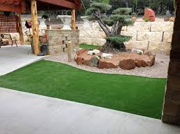 Synthetic Grass Rocky Ford Colorado Backyard Deck Ideas Backyard